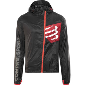 Compressport Trail Hurricane - Veste course à pied - noir